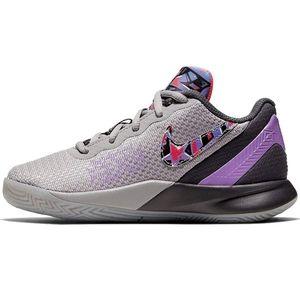 Nike Kyrie Flytrap Gray/Purple Toddler Sneakers
